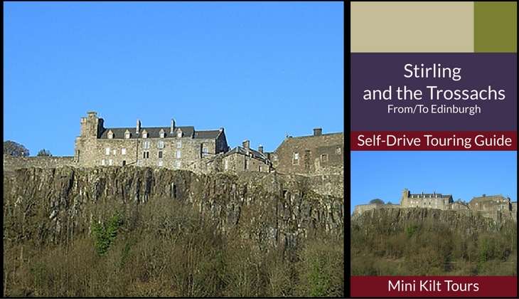 Stirling and the Trossachs eBook from Edinburgh