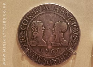 Mary Queen of Scots treasures in the National Museum of Scotland