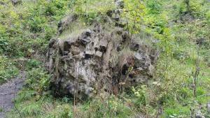 Jacobite boulder