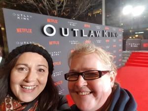 Mini Kilt Tours at Outlaw King premiere